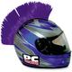 Purple Helmet Mohawk - PCHMPURPLE