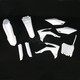 White Full Replacement Plastic Kit - 2314410002