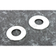 Chrome Fork Stem Dust Covers - DS-222961