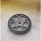 Black Idler Wheel w/Bearing - 0411-698P