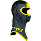 Youth Black/Yellow Shredder Balaclava - 2712