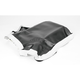 Black ATV Seat Cover - AM180