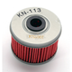 Performance Gold Oil Filter - KN-113