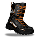 Black/Orange X-Cross Boots