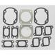 2 Cylinder Full Top Engine Gasket Set - 710023C