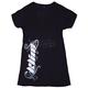 Womens Black Kute T V-Neck T-Shirt (Non-Current)