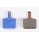 High Friction HH+ Sintered Metal Brake Pads - SDP850SNX