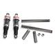 Chrome Slammer Kit - 90/130 Spring Rate (lbs/in) - B28-1004
