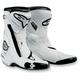 White S-MX Plus Boots