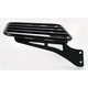 Black Tubular Luggage Rack for Cobra Sissy Bar - 02-3502B