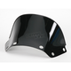 7 1/2 in. Low-Cut Gloss Black Windshield - 450-638-50
