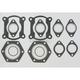 2 Cylinder Full Top Engine Gasket Set - 710186