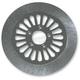 11.8 in. Front Chrome Millennium 20 Spoke Lug-Drive Brake Rotor - NVLD-118FCM20C
