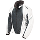 Womens White/Black Storm Jacket