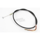 Universal 33 1/2 in. Single Throttle Cable for 28-34mm Carbs - 932