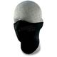 Black 3 Panel Half Mask - WNFM114H3