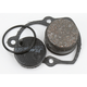 Sport Carbon X Brake Pads - FA155X