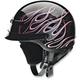 Black/Pink Nomad Hellfire Helmet