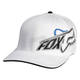 White Constant Shift Flex-Fit Hat