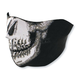 Skull Face Half Face Mask - WNFM002H