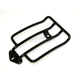 Black Solo Seat Luggage Rack - 77-0073-B