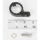 Black P-Clamp - 4023