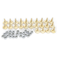 Gold Digger Traction Master 1.476 in. Long Carbide Studs - GDP6-1075