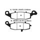 Kevlar Brake Pads - FA229