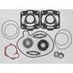 2 Cylinder Complete Engine Gasket Set - 711265