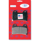 Z-Plus Kevlar Brake Pads - 7174-Z+