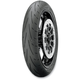 Front Sportmax Q2 120/70ZR-17 Blackwall Tire - 31SM75