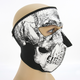 Skull Oversize Full Face Mask - WNFMO002