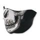 Skull Oversize Half Mask - WNFMO002H