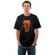 Black/Red Baja T-Shirt