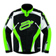 Black/Green Comp 7 Jacket