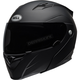 Matte Black Revolver EVO Helmet - Convertible To Snow