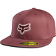 Burgundy Premiere Flexfit Hat