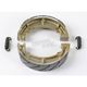Sintered Metal Grooved Brake Shoes - 705G