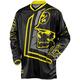 Black/Yellow Scout Metal Mulisha Jersey