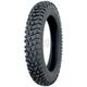 Rear K335 4.00-19 6-Ply Blackwall Ice Tire - 043351950C0