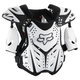 White Raceframe Roost Deflector