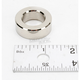 .4375 in. Wide Chrome Outer Axle Spacer - DS-243380
