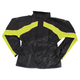 Black/Hi-Viz Neon RS-2 Two Piece Rainsuit