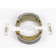 Sintered Metal Grooved Brake Shoes - 503G