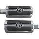 Midnite 7 Chrome Footpeg Kit - JDA02B-01FP