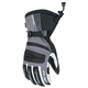 Black/Gray Extreme Gloves
