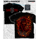 Reaper Logo Flames T-Shirt