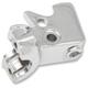 Chrome Clutch Lever Bracket - 0615-0198