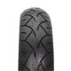 Rear ME880 160/60VR-18 Blackwall Tire - 1555800