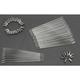 Chrome Plated Spoke Set - 0211-0062